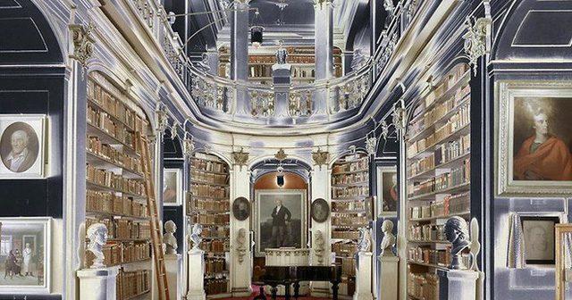 Thư viện Duchess Anna Amalia, Weimar, Đức
