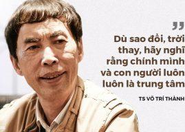 TS Võ Trí Thành nói về Trung Nguyên Legend, sách 'đổi đời' và về thời đại khiến nhiều người 'mất đi xúc cảm'